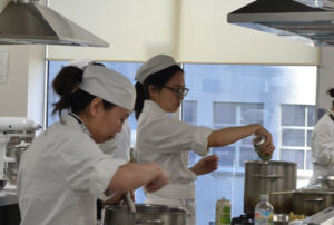 10 cooking tricks you'll learn at a commercial cookery course