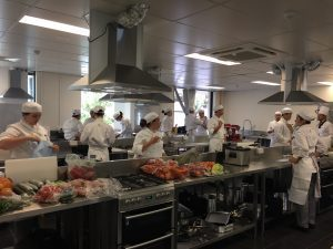 commercial cookery courses Brisbane