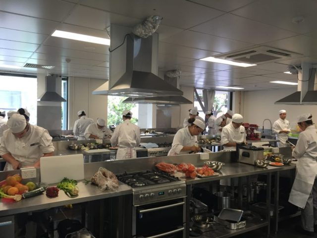 commercial cookery in Brisbane