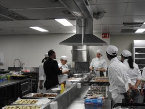 commercial cookery course