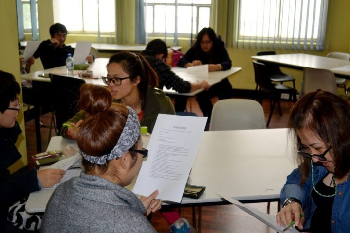 studying English in Melbourne