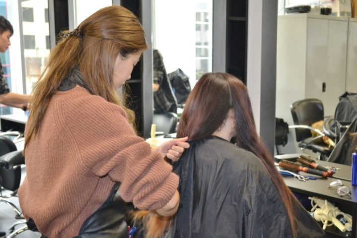 hairdressing course Melbourne