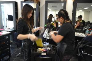 study hairdressing, study hairdressing Melbourne