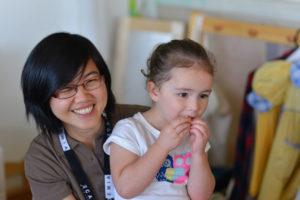 study childcare online