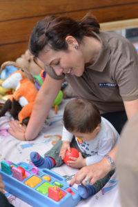 childcare courses Melbourne and Brisbane