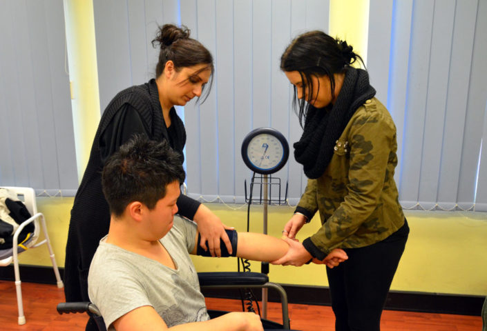 study aged care courses in Melbourne