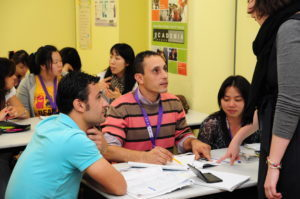 English courses in Melbourne
