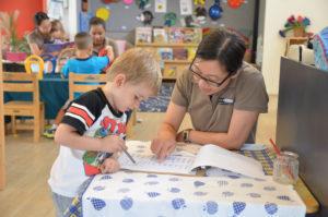 study childcare in Australia