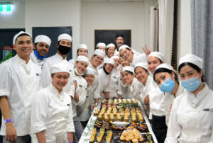 Discover how our patisserie courses in Brisbane will help you become a qualified pastry chef