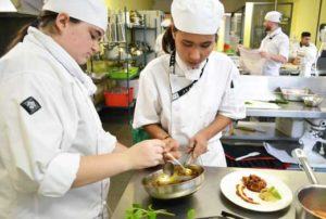 Discover the culinary skills you will learn