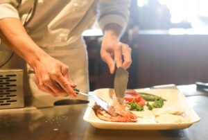 Four benefits of enrolling in a commercial cookery course