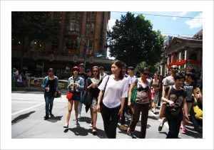 study english in melbourne