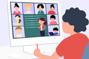 What are the benefits of studying childcare online