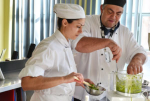 hospitality management course in Melbourne or Brisbane