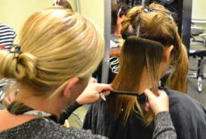 the wonderful benefits of working as a mobile hairdresser