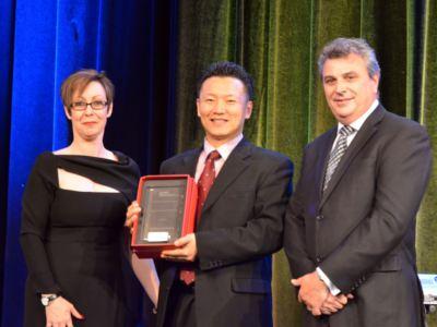 International Provider of the Year 2012 Winner