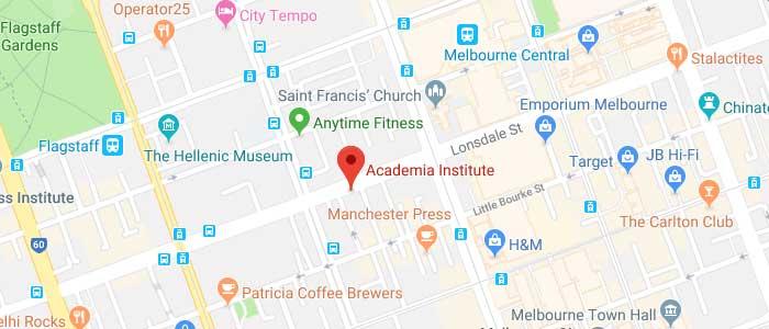 Academia Melbourne campus