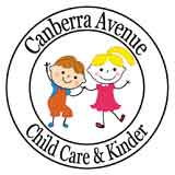 the canberra ave. child care centre logo