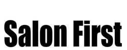 salon first logo
