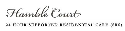 hamble court logo