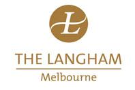 industry partner's website, langham hotel - melbourne