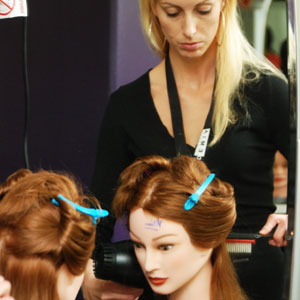 learn more about our hairdressing and beauty therapy school