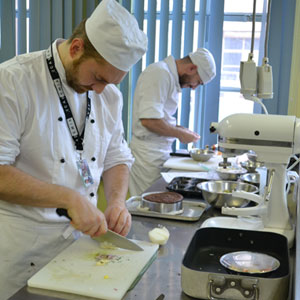 learn more about commercial cookery school