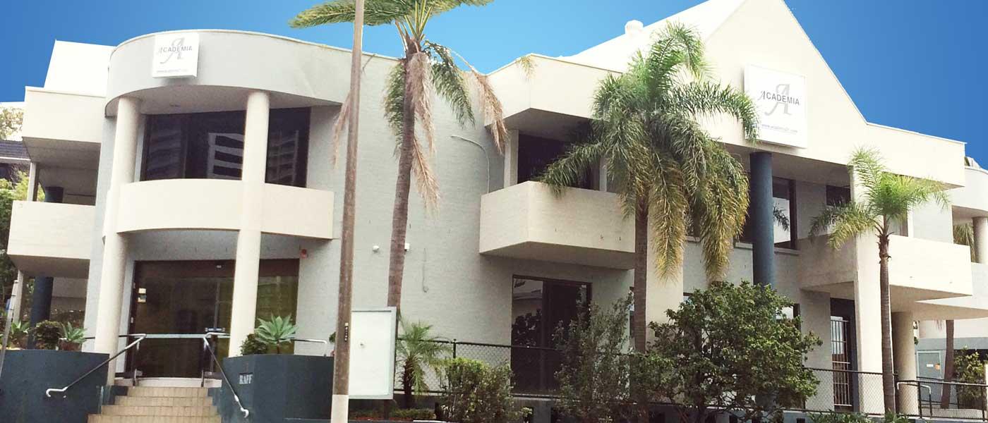 Academia Brisbane campus